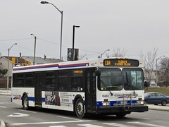 Brampton Transit 0433 (YT | transport photography) Tags: brampton transit new flyer d40lf bus