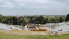 Siracusa, Parco Archeologico della Neapoli (ritsch48) Tags: italien siracusa sizilien teatrogreco syrakus griechischestheater parcoarcheologicodellaneapoli