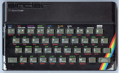 Speccy (Jim Davies) Tags: computer hobby micro 8bit zxspectrum sinclair microcomputer chicklet rickdickinson veebotique