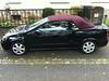 07 Opel Astra G Bertone Cabriolet Verdeckbezug von CK-Cabrio in burgundy 02