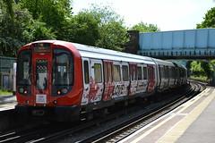 London Underground Metropolitan Line S Stock 21087 - 21088 (Will Swain) Tags: uk travel red england west bus london buses june underground britain transport stock 4th s line metropolitan ruislip 2013 21087 21088