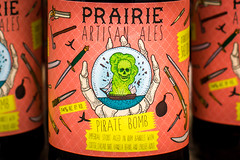 Pirate Bomb (cjp872) Tags: canon pirate 28 mm prairie f18 ok bomb ales artisan t2i