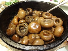 Mushrooms @HuXiao Restaurant, Wuyi Road, Shanghai (Phreddie) Tags: china party food dinner happy yum shanghai chinese delicious eat restaurnat huxiao 140603