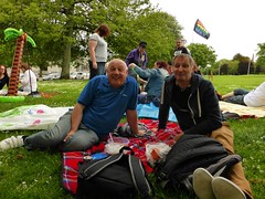 "Pride Picnic Big Lunch 2014<br /><span style=""font-size:0.8em;"">Pic Kevin Kelland</span> • <a style=""font-size:0.8em;"" href=""http://www.flickr.com/photos/66700933@N06/14331859924/"" target=""_blank"">View on Flickr</a>"