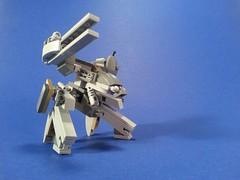 mini rex 02 (seanmonster) Tags: mobile metal lego gear frame zero mecha