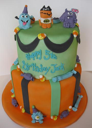 Monster Party Custom
