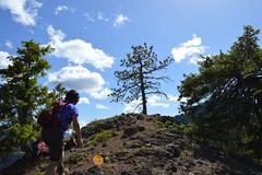 Chunlin to the Top (Sotosoroto) Tags: mountains washington hiking cascades dayhike americanridge