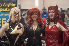 Avengers Assemble (misterperturbed) Tags: philadelphia blackwidow captainamerica avengers scarletwitch msmarvel phillycomiccon2014 wizardworldphiladelphiacomiccon2014 wizardworldphillycomiccon2014