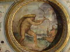 Florence '14 (faun070) Tags: florence fresco greekmythology palazzovecchio herculesnessuscentaur