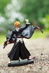 Bankai Ichigo Figure 1 (firecloak) Tags: anime bleach ichigo kurosaki bankai