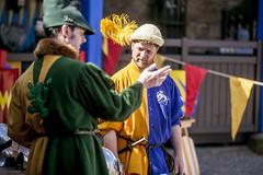 Knights Tournament (Alnwick Castle) Tags: castle medieval tournament alnwick knights combat squires alnwickcastle