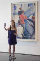 MoMA Selfie (seymour templar) Tags: seymourtemplar