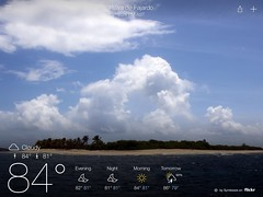 Yahoo Weather app using my photo (Symbiosis) Tags: chicago print published professionalphotographer publications freelancephotographer daneidsmoe danieleidsmoe photographerdaneidsmoe