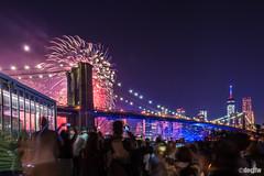 4th of July...Debacle (docjfw) Tags: nyc nightphotography brooklyn fireworks brooklynbridge 4thofjuly 2014
