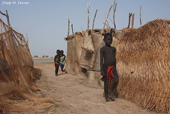 POBLET NMADA BOZO (Mali, juliol de 2009) (perfectdayjosep) Tags: africa mali bozo afrique nigerriver frica fiumeniger ronger riunger tniabozo nomadavillage poblenmada