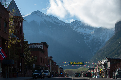 Mountainfilm - Main Street