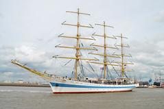 MIR- Tall Ship Races Harlingen (2014) (l-vandervegt) Tags: holland netherlands ship nederland tall races friesland mir harlingen niederlande 2014