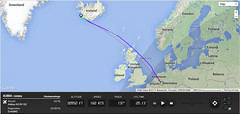 201407031 CGN KEF D-AGWZ (roomman) Tags: city sea nature landscape island town iceland track map aviation north flight hipster cologne kln aerial reykjavik route northsea airbus hip approach kef 2014 a319 aereal eddk cgn germanwings bikf airbus319 airbusa319 dagwz agwz