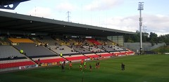 "Firhill, Partick Thistle FC • <a style=""font-size:0.8em;"" href=""http://www.flickr.com/photos/9840291@N03/14622460582/"" target=""_blank"">View on Flickr</a>"