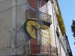 project cronos | detail (aestheticsofcrisis) Tags: street urban streetart art portugal graffiti mural europe lisbon urbanart intervention osgemeos guerillaart muralismo muralism projectocrono projectcronos