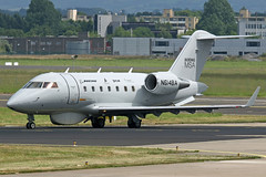 Bombardier/Boeing Challenger 604 Maritime Surveillance Aircraft, N614BA. (Trevor Mulkerrins) Tags: aircraft surveillance maritime boeing challenger bombardier 5614 n614ba 604msa