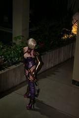 Sakura Con 2008 - 0312 (Photography by J Krolak) Tags: costume cosplay ivy masquerade soulcalibur sakuracon isabellavalentine ivyvalentine