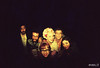 amiguis (araceli.g) Tags: wedding lomo maria boda colorsplashflash fisheye salamanca javi analogic araceli analogico gilabert toycamara coprolitos fisheyen2 amorporunpimiento