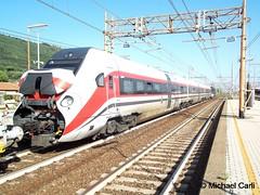 """ATR365.001 CAF (Michael Carli - """"mike97tigre"""") Tags: sardegna diesel cargo verona bologna firenze prato caf fds centrale isc ncl treni ferrovie pendolino servizi direttissima interporto e484 e484103 atr365001 mike97tigre atr365"""
