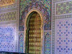 TravelinginMoroc (32) (traveling-in-morocco.com) Tags: africa horizontal morocco rabat mausoleumofmohammedv mohammedvmausoleum mohamedvmausoleum yacoubalmansouresplanade ramigirgis mausoleummohammedv22jpg
