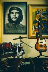 Che Guevara (yemaria) Tags: indonesia hotel nikon raw guitar cheguevara kodakektar manggar nusaindah belitungtimur yemaria d800e eastbelitong