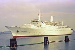 RENAISSANCE (6604834) (001-00.06.1971) (HWDKI) Tags: ship vessel schiff renaissance kiel imo passengership passagierschiff hanswilhelmdelfs 6604834