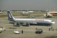 al4982 (George Hamlin) Tags: atlanta georgia airport ramp atl delta jackson boeing 707 airlines hartsfield skyworld internatinoal n454pc l1011s