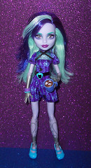 Twyla 1 (Veni Vidi Dolli) Tags: dolls mattel twyla monsterhigh coffinbean