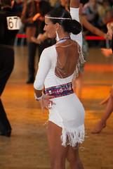 Pocahontas (quinet) Tags: berlin sport germany dance danse tanz beautifulwomen 2014 schönefrauen bellesfemmes blauesbandderspree
