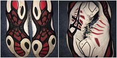 Dan Gable Ultimate 3 9/10 (williamson_bo) Tags: dan shoes wrestling og 54 2k4 oe gable teals freeks aggressors rulons kolats