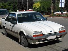 Ford Telstar 1.8 Ghia 1984 (RL GNZLZ) Tags: ford telstar fordghia