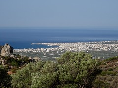 The pearl by the Libyan sea. (Ia Löfquist) Tags: sea view kreta vy crete hav kato ierapetra chorio vainia