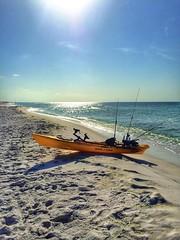 Navarre profile (andylayton59) Tags: beach fishing kayak fl hdr navarre snapseed