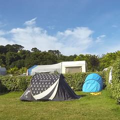 Campeur Breton (StefanoPiemonte) Tags: camping bretagne tent breizh hermine bretagna côtesdarmor