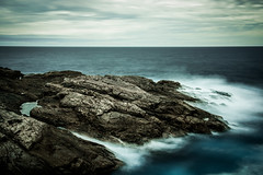 Big waves toned down (Tbone Photography) Tags: port way long exposure waves lincoln peninsula whalers eyre