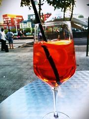 Spritz Aperol in Bilbao