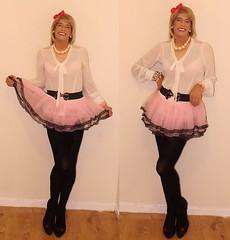 car1aa (sissy_carole) Tags: girl sweet girly sissy swishy