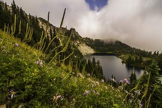 Eunice Lake, Rainier National Park