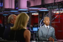 Al Sharpton on the Meaning of Ferguson (Morning Joe show) Tags: news nathan behind scenes msnbc morningjoe congleton vsco