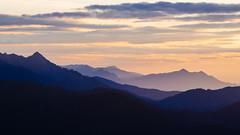 Ammergauer Alpen (Kaspartheater) Tags: sunset sky mountains alps bayern bavaria oberammergau bavarian ridgelines ammertal