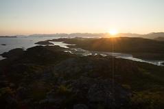 Sonnenuntergang Offersy (#bombertookit) Tags: urlaub norwegen landschaft lofoten vesterlen visitnorway bombertookit