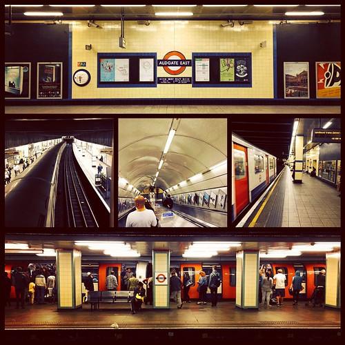 Tube in frames