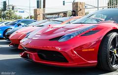 Speciale (NH512) Tags: red italy car italian nikon italia ferrari exotic supercar sportscar maranello speciale 458 d3200 worldcars