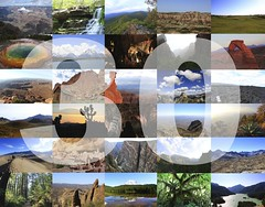 My 8 years... 30 national parks in USA (daveynin) Tags: mountain lake nature 30 forest coast waterfall desert nps number nationalparks hotspring milestone top252014runnerup