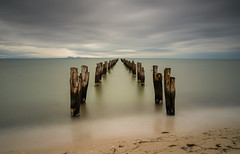 All that remains #5 (RWYoung Images) Tags: ocean longexposure sea abandoned water landscape still olympus calm em5 rwyoung